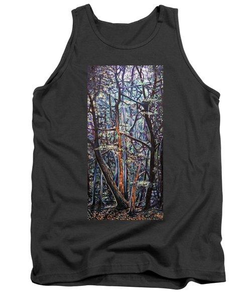 Enchanted Woods Tank Top