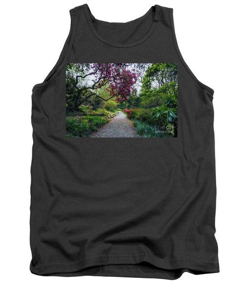 Enchanting Garden Tank Top