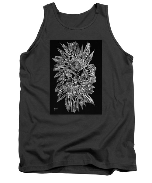 Encirclement Tank Top by Charles Cater