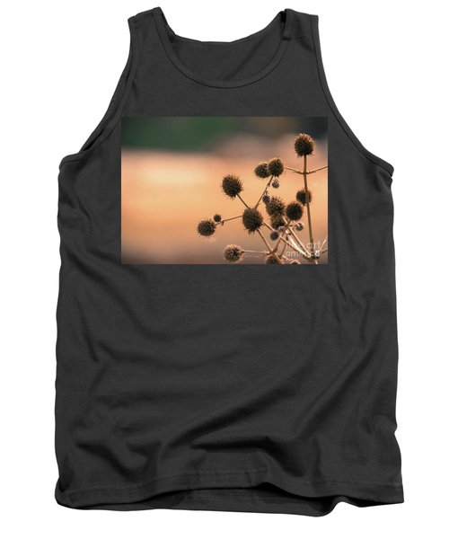 Tank Top featuring the photograph End Of Summer by Lisa L Silva