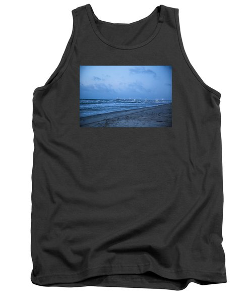 End Of The Season Padre 3 Tank Top