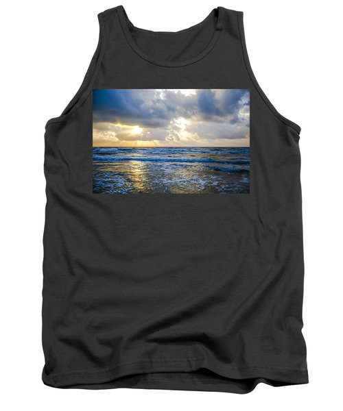 End Of The Season Padre 40 Tank Top