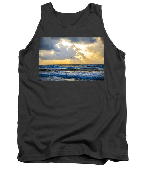 End Of The Season Padre 45 Tank Top