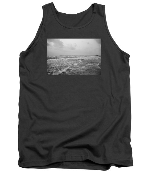 End Of The Season Padre 9 Tank Top