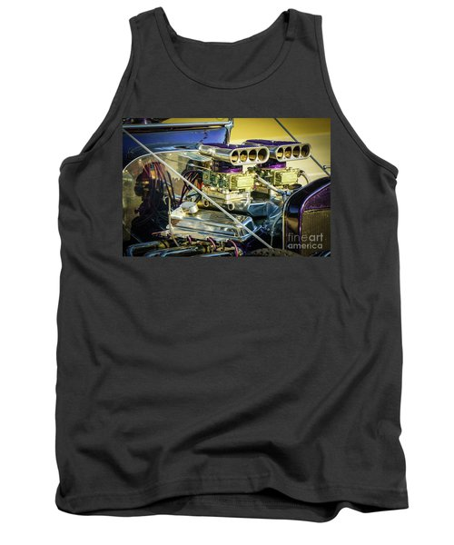 Engine 2x4 Tank Top