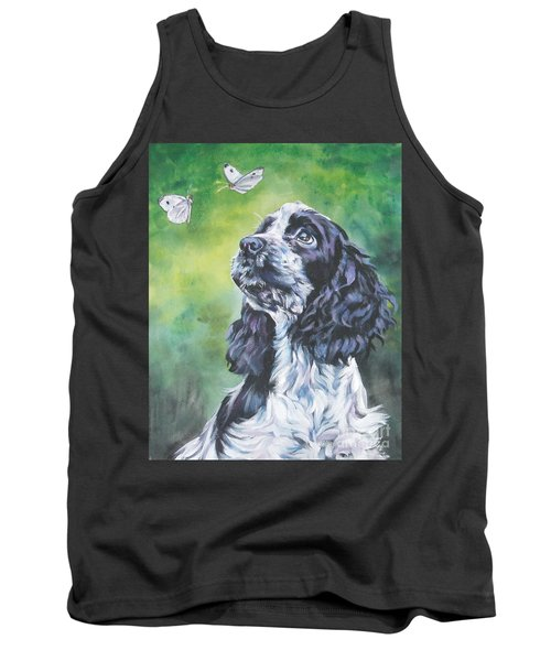 English Cocker Spaniel  Tank Top