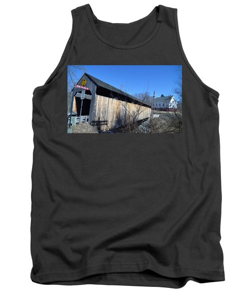 Enter Here Tank Top