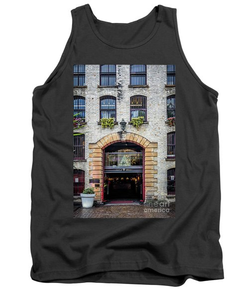 Tank Top featuring the photograph Enter by Perry Webster