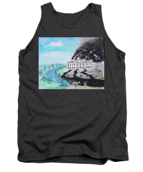Environmental Protection, 2017 Style Tank Top