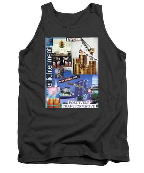 Envision More Tank Top