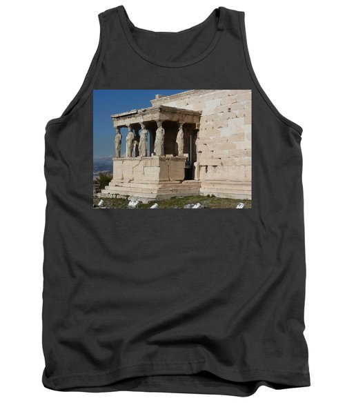 Erechteion With Nike Temple Tank Top