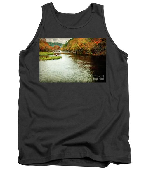 Escape To Beaver's Bend Tank Top