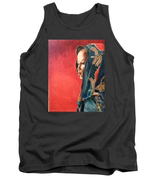 Esther Tank Top by G Cuffia