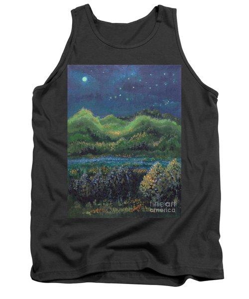 Ethereal Reality Tank Top