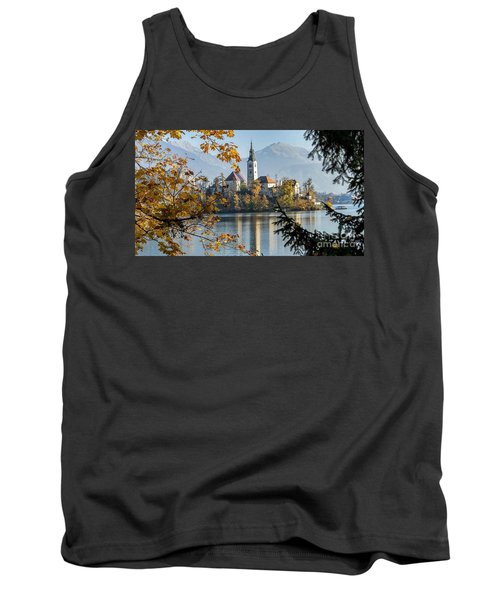 European Beauty Tank Top by Rod Jellison