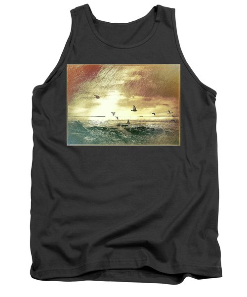 Evening Flight Tank Top
