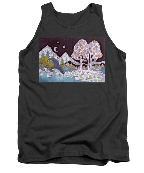 Evening In A Gentle Place Tank Top