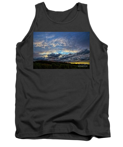 Evening Light Tank Top
