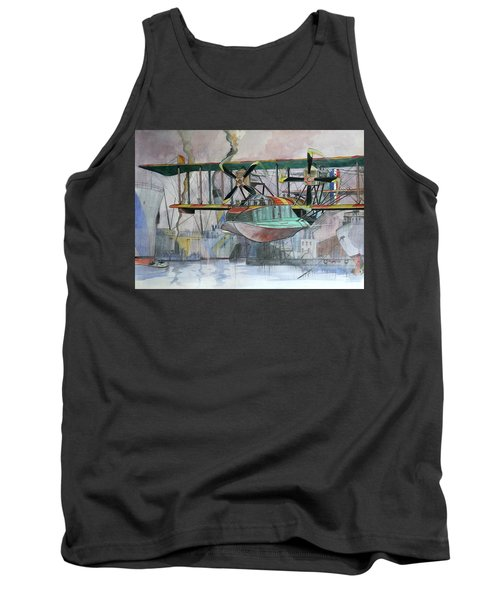 Evening Patrol Tank Top