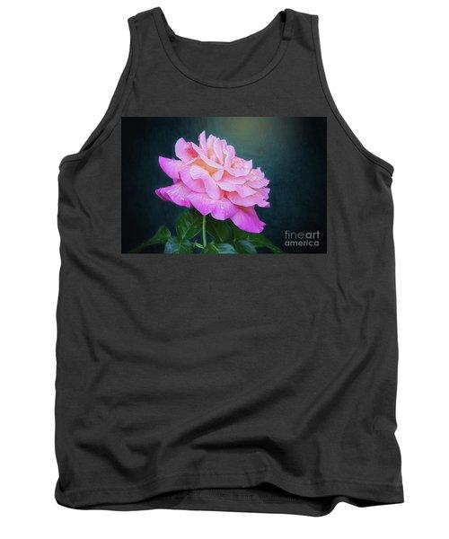 Evening Rose Tank Top