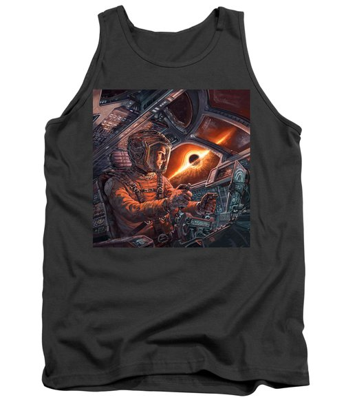 Event Horizon Tank Top
