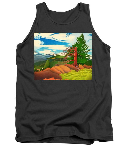 Evergreen Overlook Tank Top