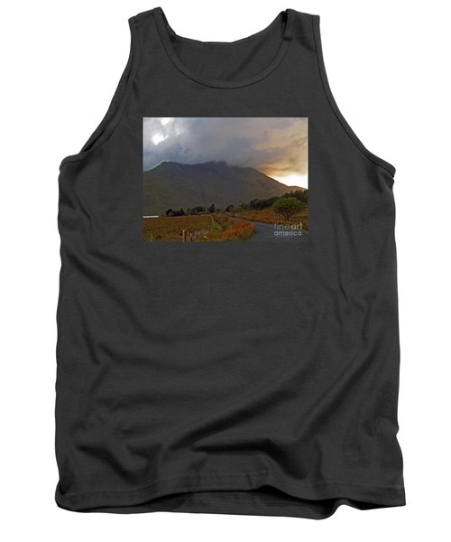Every Cloud Has A Silver Lining Tank Top