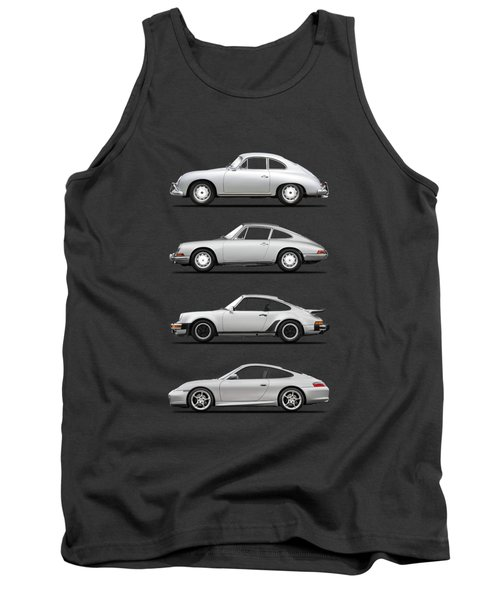 Evolution Of The 911 Tank Top