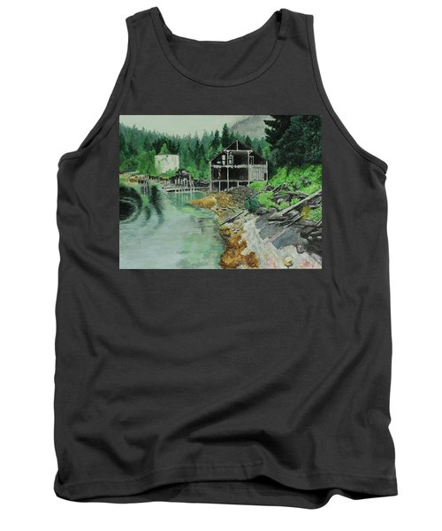 Ex-cannery Tank Top