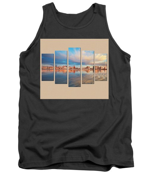 Example Panels Tank Top