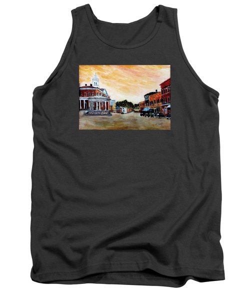 Exeter Nh Circa 1920 Tank Top
