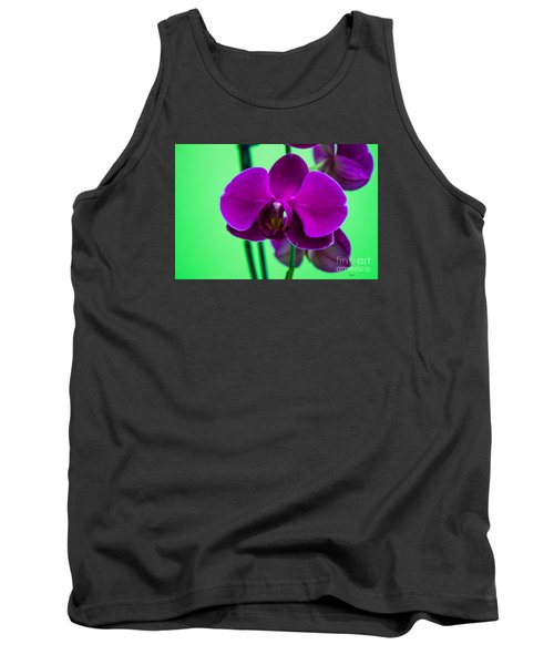 Exposed Orchid Tank Top