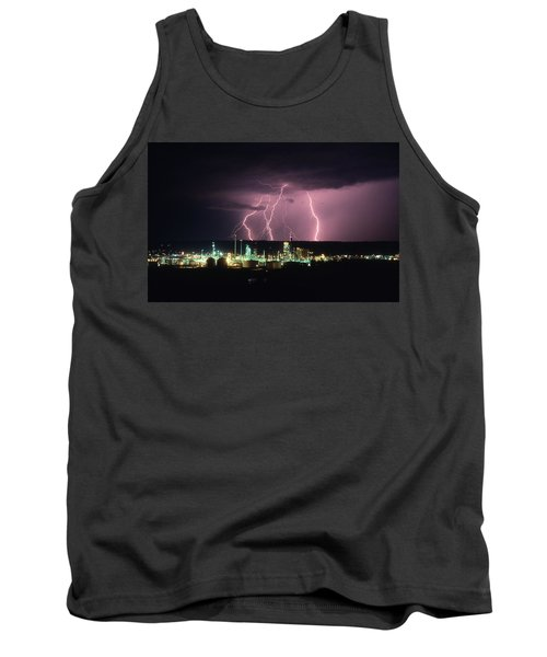 Exxon Lightning Tank Top