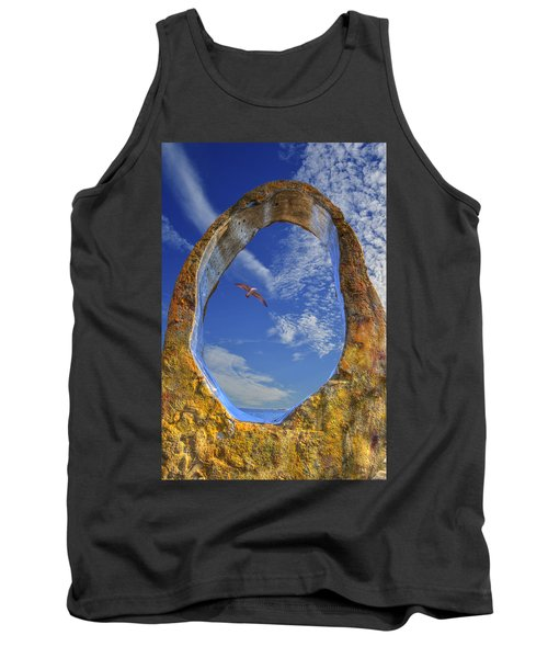 Eye Of Odin Tank Top