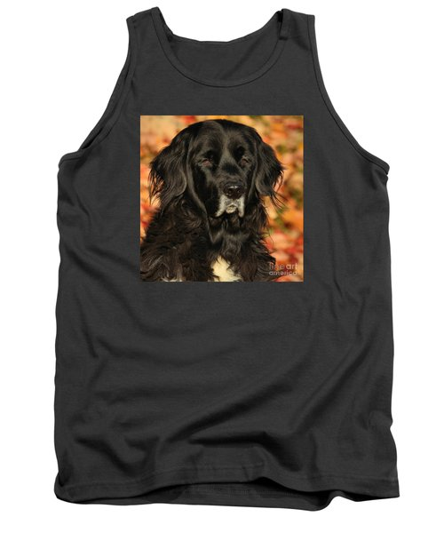 Tank Top featuring the photograph Eyes Of Autumn by Debbie Stahre