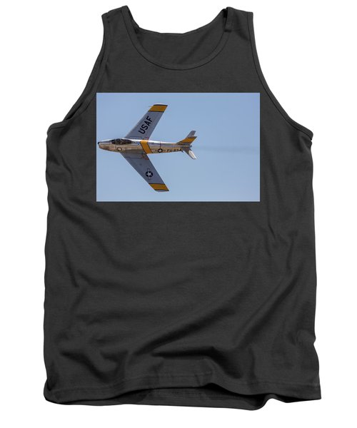 F-86 Jolley Roger Tank Top