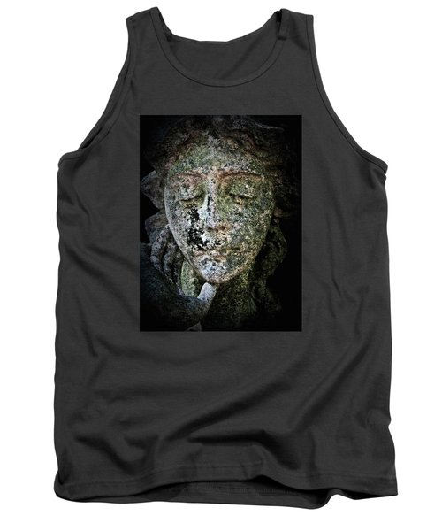 Tank Top featuring the photograph Face Of An Angel 11 by Maria Huntley