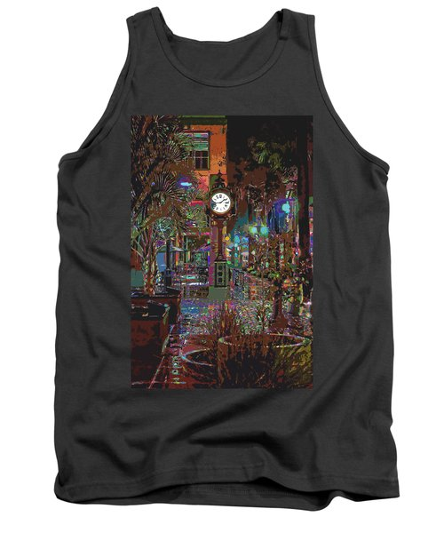 Face Of Color Tank Top