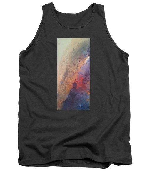 Facing Her Demons Tank Top by Becky Chappell
