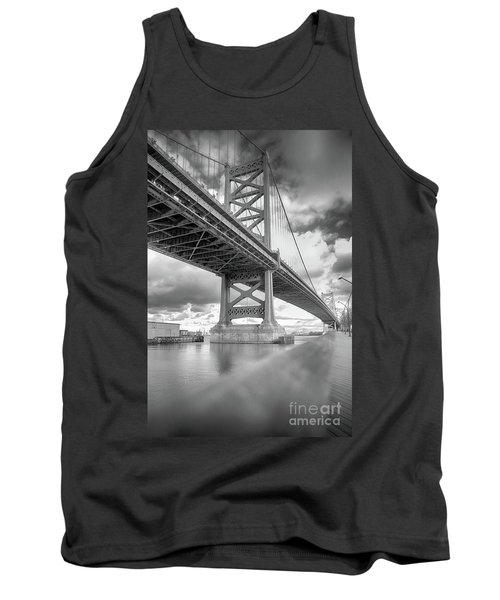Fade To Bridge Tank Top
