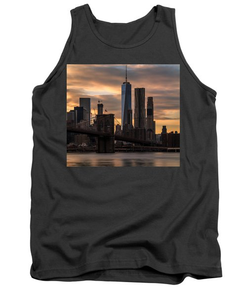 Fading Light  Tank Top