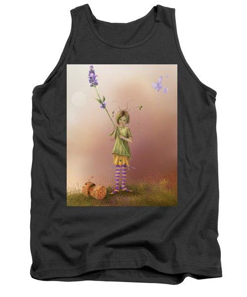 Fairy Bella Lavender Tank Top