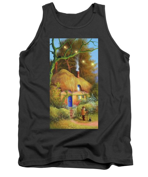 Fairy Cottage Tank Top