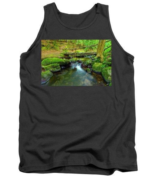 Fairy Glen Bridge Tank Top