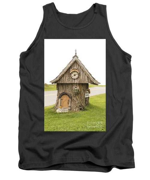 Fairy House In Vermont Tank Top