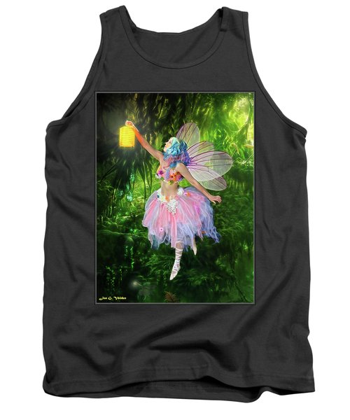 Fairy With Light Tank Top