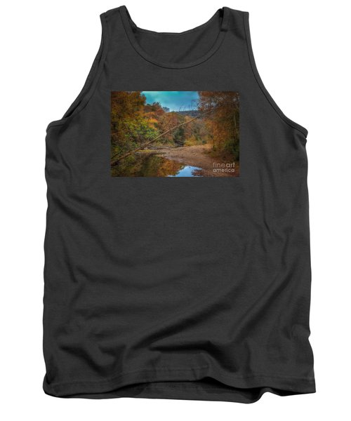 Fall At Barkers Gap Tank Top