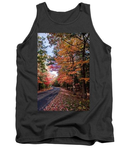 Fall Colors Backroad Tank Top