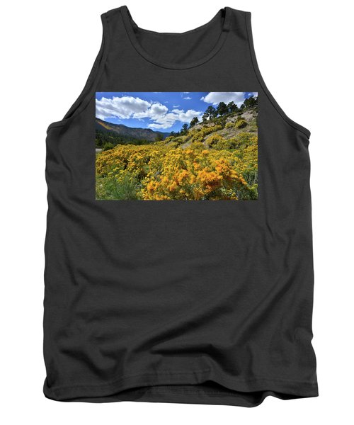 Fall Colors Come To Mt. Charleston Tank Top