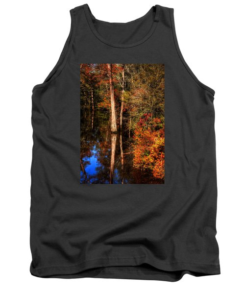 Fall Colors  Tank Top by Ester Rogers